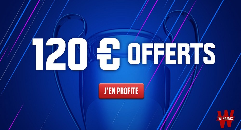 Promo Winamax - Ligue des Champions - Avril 2021