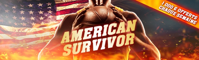 American Survivor NBA - Winamax