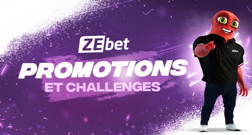 Promotion ZEbet - Ligue des Champions - Mars 2021