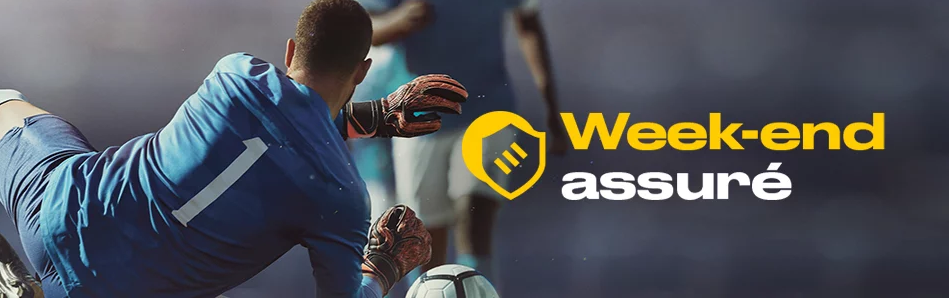 Promotion Bwin - Week-end assuré