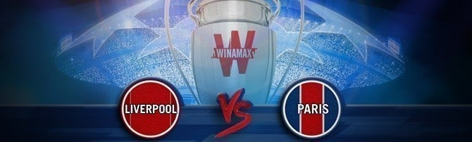 Promotion Winamax Liverpool PSG