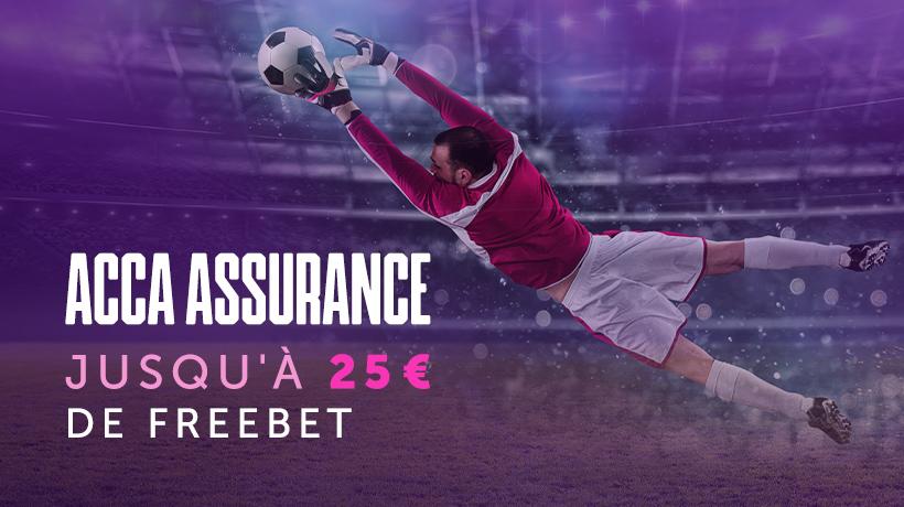 Promotion Vbet - Acca Assurance