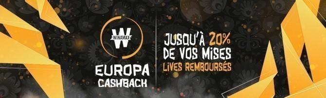 Promotion Winamax - Europa League