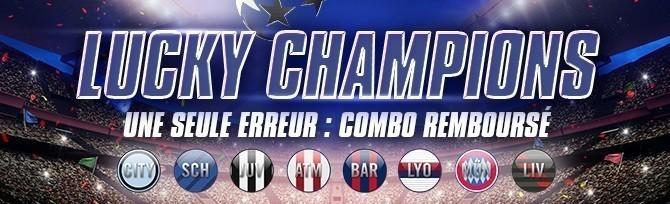 Promotion Winamax Ligue des Champions - Mars 2019
