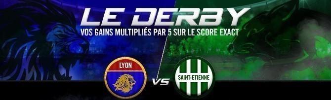 Promotion Winamax - Lyon Saint Etienne