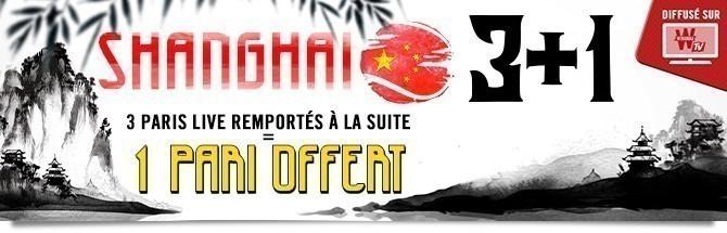 Promotion Winamax Masters Shanghai