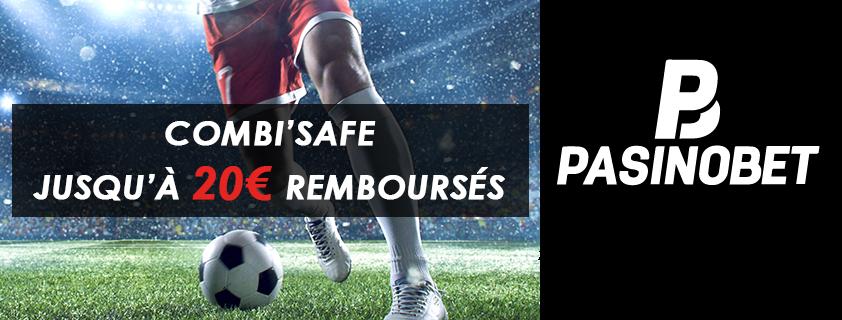 Promotion Combisafe - PasinoBet