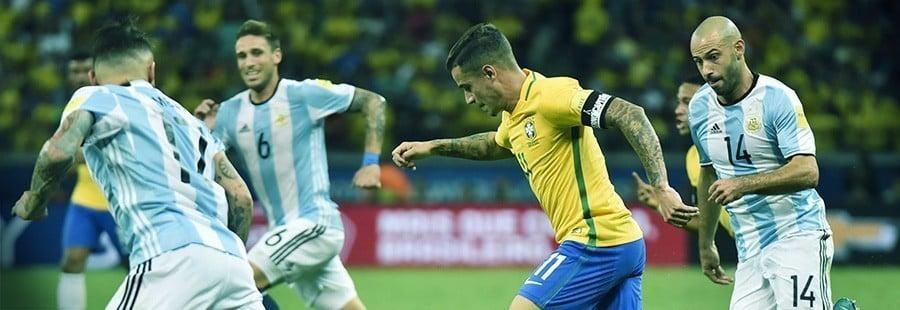 Bresil Coupe du Monde 2018