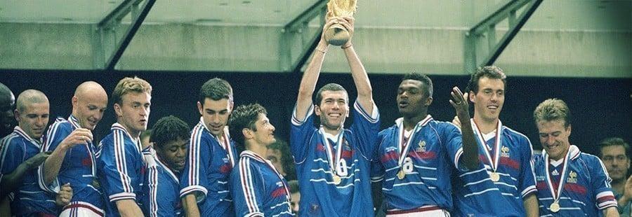 France Coupe du Monde 1998