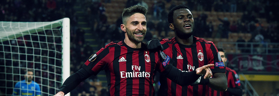 Pronostic Milan AC Europa League