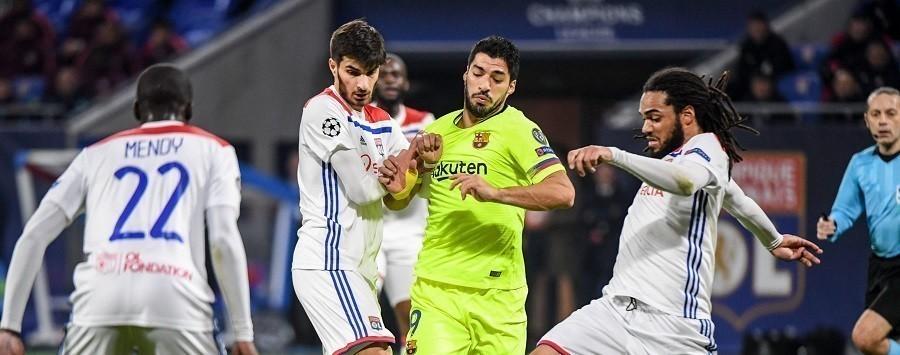 Pronostic Barça Lyon