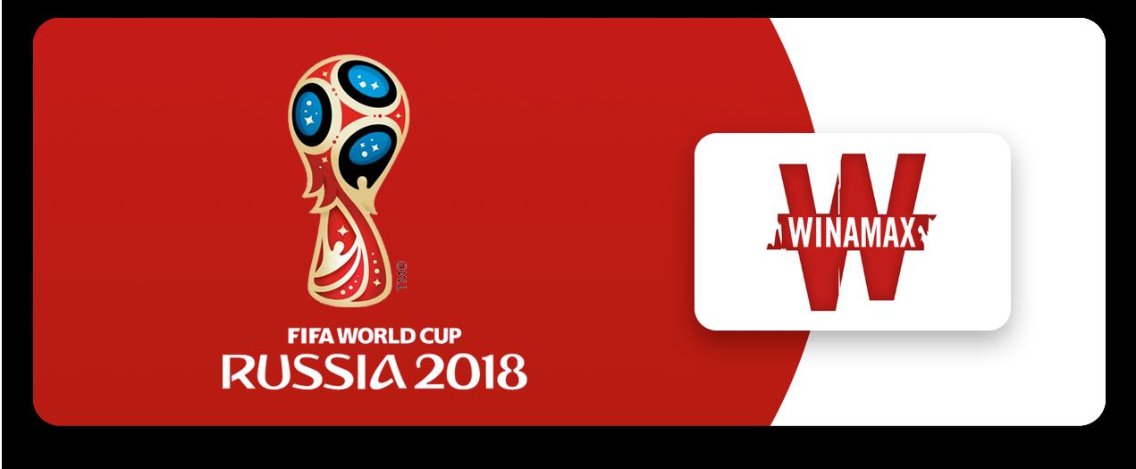 Parier Coupe du Monde 2018 - Winamax