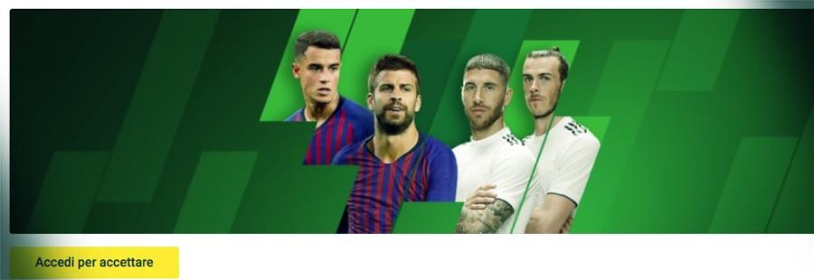Barcellona Real bonus