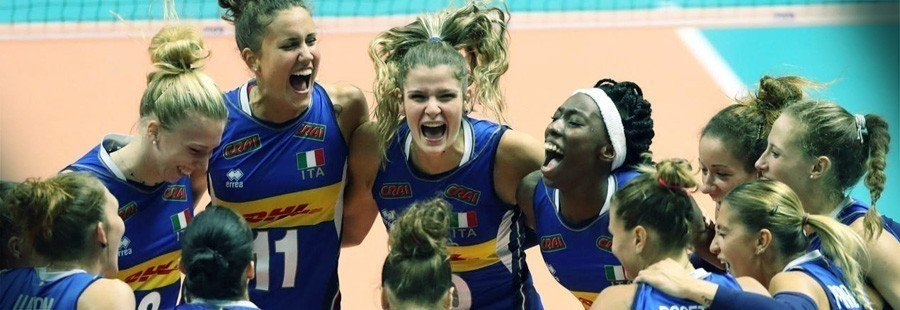 Scommesse Volley Femminile Mondiali