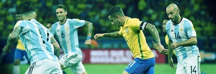 Amercia del Sud Mondiali 2018