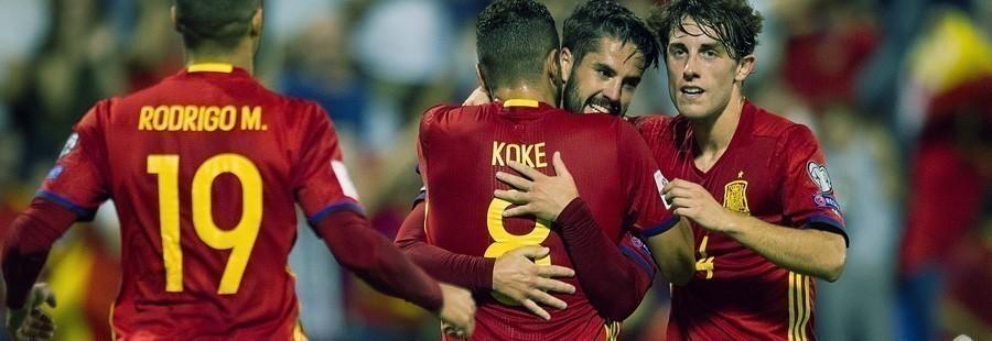 Spagna - Mondiali 2018
