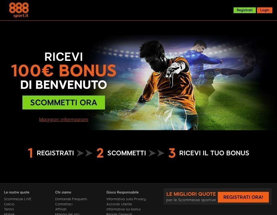 888sport Italia