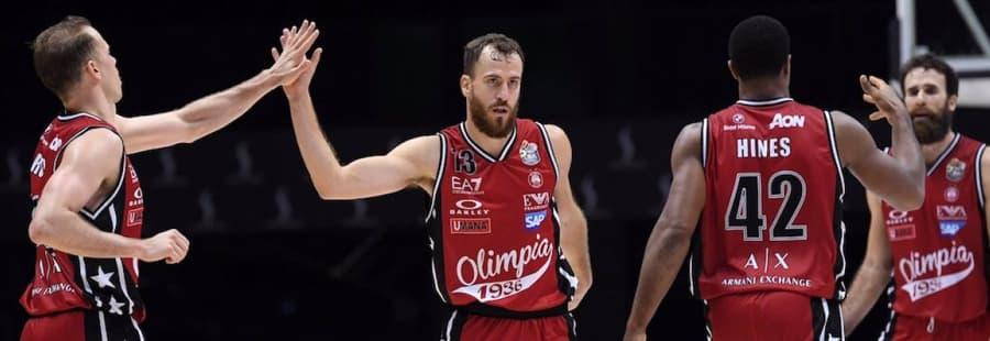 Scommesse Olimpia Milano Eurolega