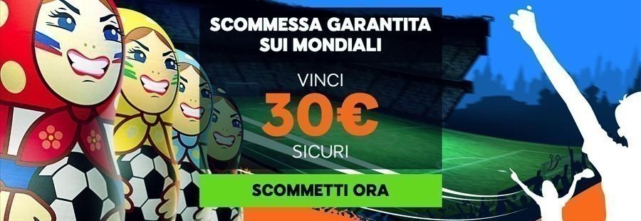 promozione 888 Mondiali