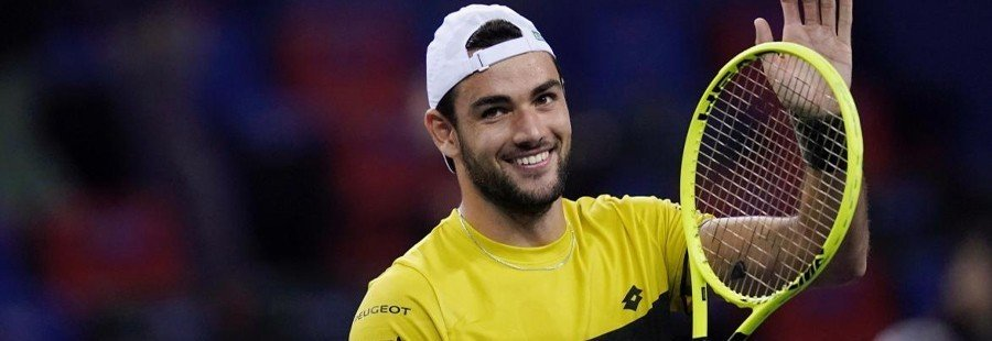 Pronostici tennis Londra Berrettini