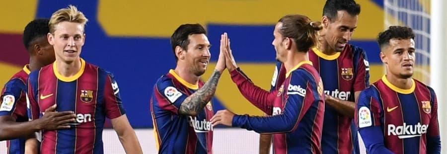 Pronostici Liga Spagna