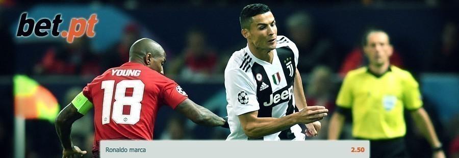 Apostas especial Europa - Juventus-United