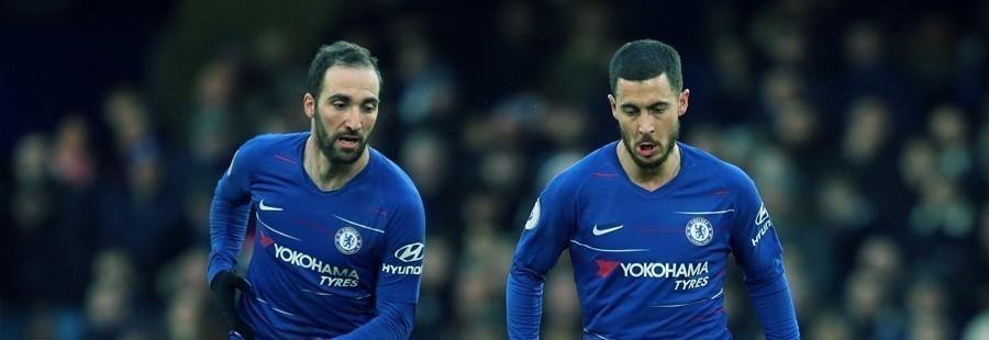 Os favoritos da Liga Europa: Chelsea -Nápoles -Arsenal