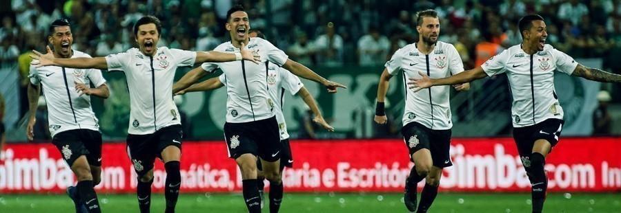 Apostas jogo Corinthians Série A campeonato brasileiro