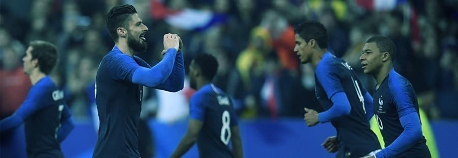 Giroud artilheiro Mundial 2018