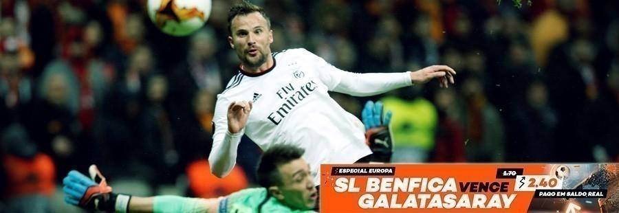 SL Benfica vs Galatasaray