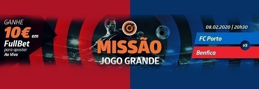 Betano: Missão Jogo Grande – 10 euros em Fullbet!