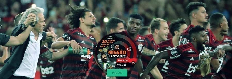 Promoção Betano: Missão Libertadores 2019!