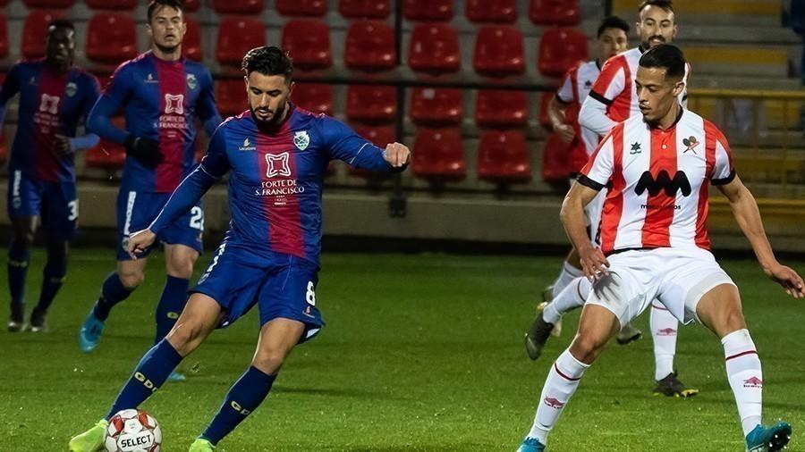 Apresentação da Ledman LigaPro - Futebol - GD Chaves