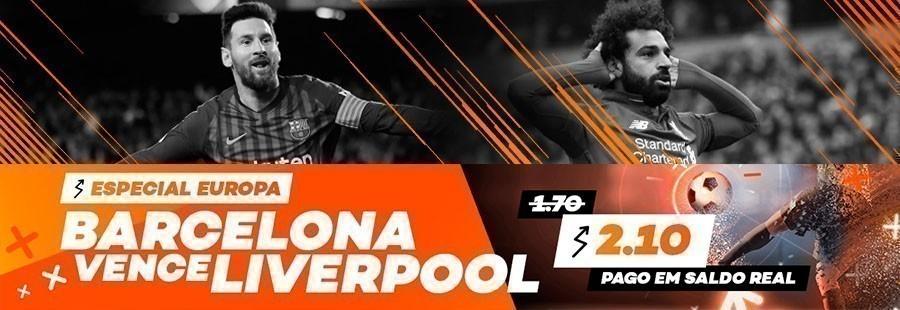 Especial Europa: Barcelona vence Liverpool