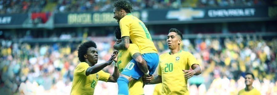 Brasil na Copa do Mundo 2018