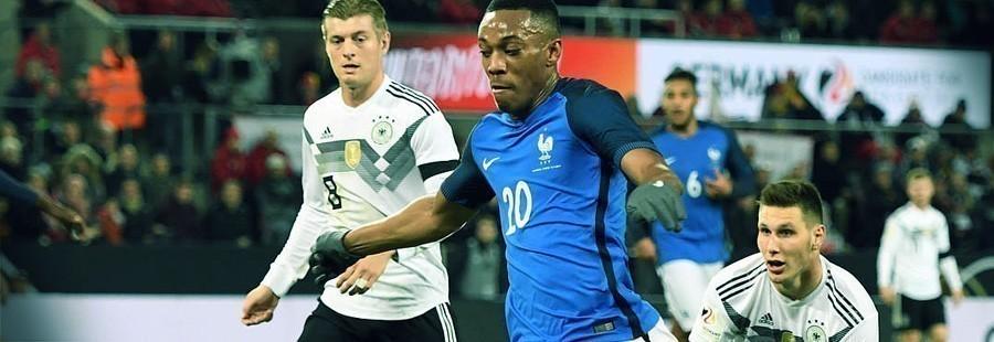 França Alemanha Mundial 2018