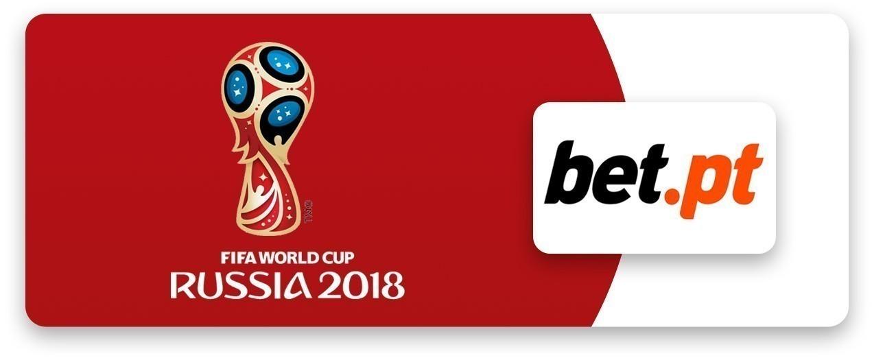 Melhores apostas Copa do Mundo 2018 - Casino Portugal
