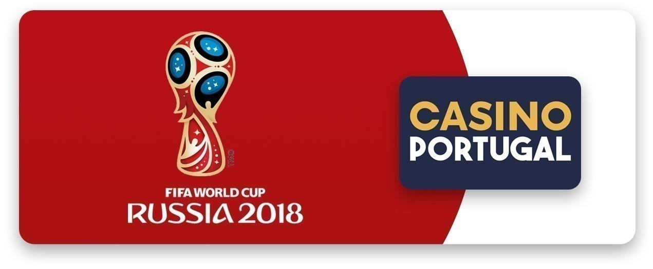 Apostas Campeonato do Mundo 2018 - Casino Portugal