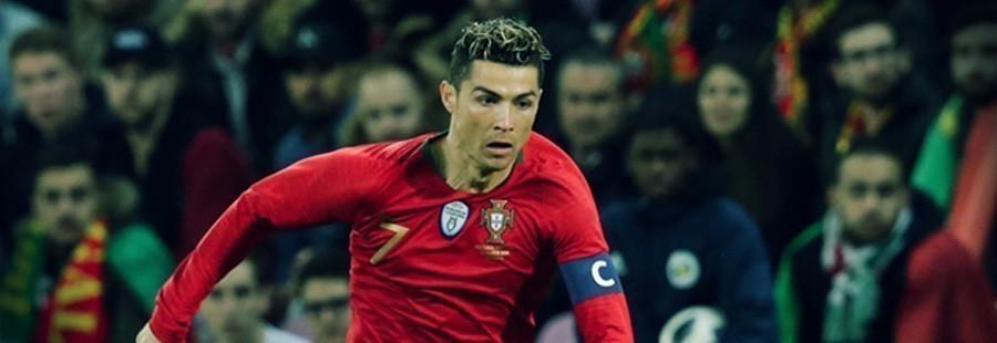 Apostar no melhor marcador do Mundial 2018 - Cristiano Ronaldo