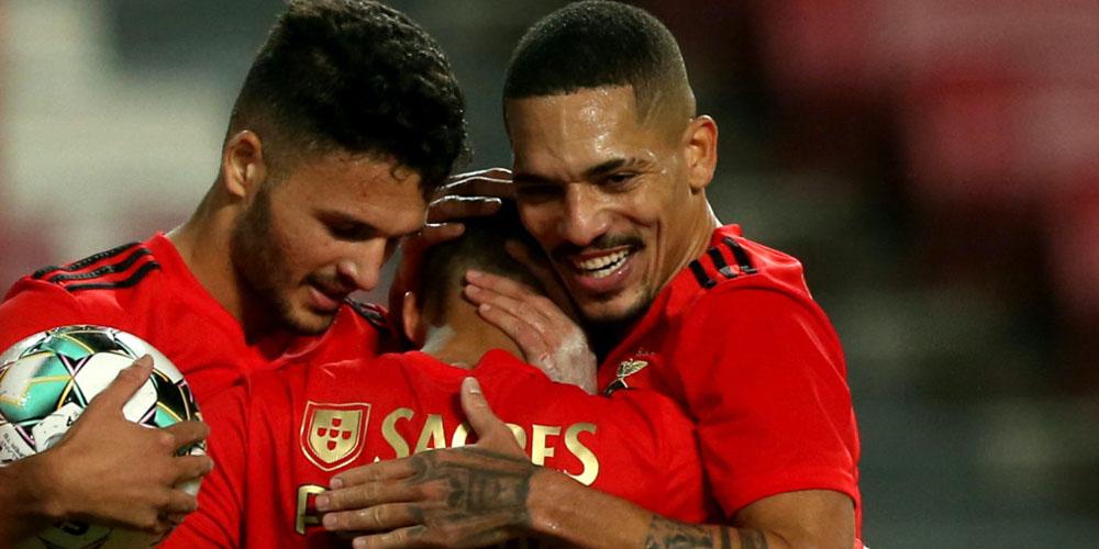Prognósticos Taça a Liga Allianz Cup - Benfica e Sporting