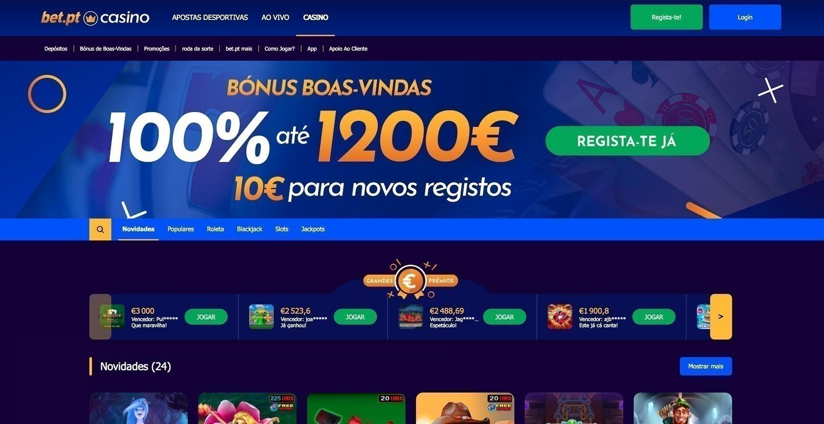 Casino Bet.pt