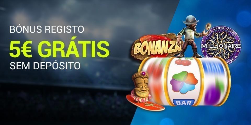 Promoção Luckia para Casino