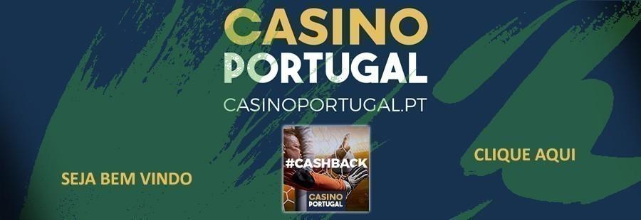 Casino Portugal Bonus Cashback 100€