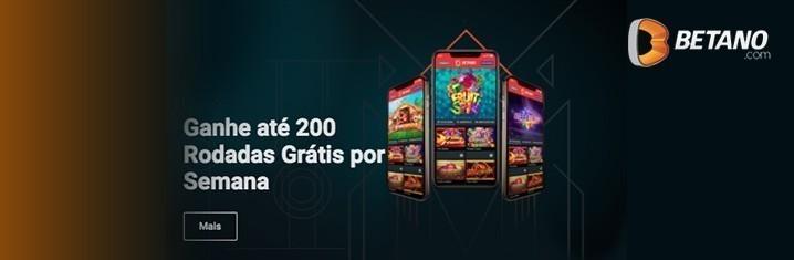 Promoção Betano para Casino