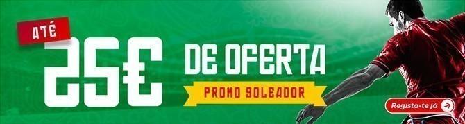 Mundial 2018: Portugal-Espanha - promoção Betclic 25€