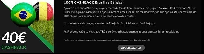 Apostas ESC Online Brasil: Mundial 2018