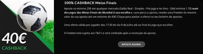 ESC Online - cashback 40€