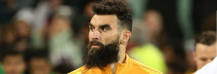 mile jedinak world cup australia