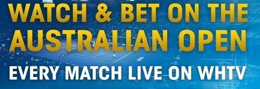 australian open wh promotion