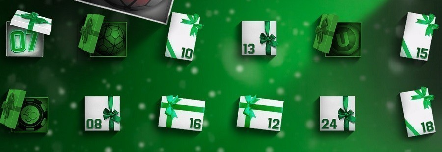 advent calendar unibet promotion